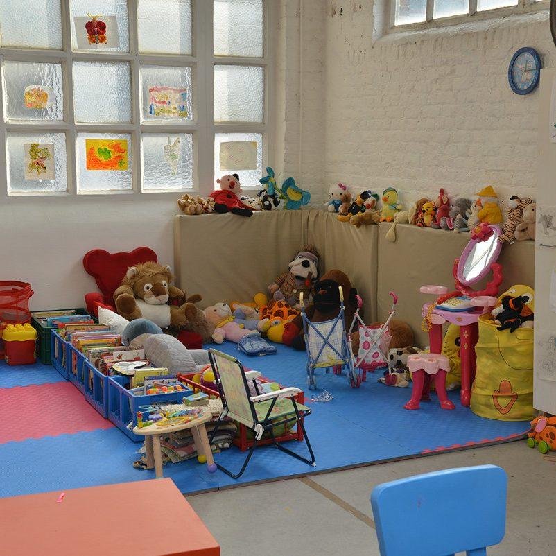 Source asbl - Children playground