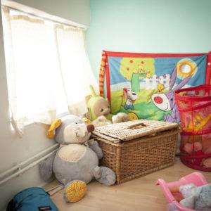 L'espace enfants