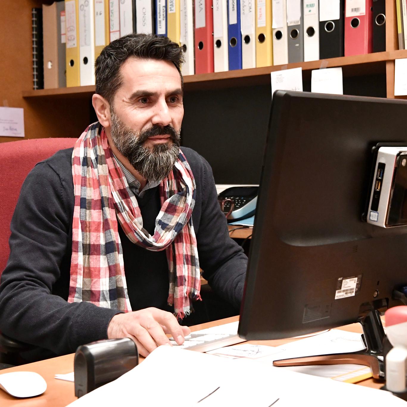 Directeur - Murat Karacaoglu